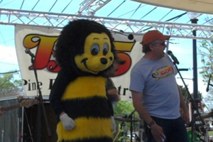 Buzzy and David